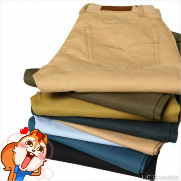Khaki pants and of for Sale